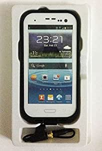 Generic Protection Case Cover for Samsung Galaxy S3 I9300 - Non-Retail Packaging - White