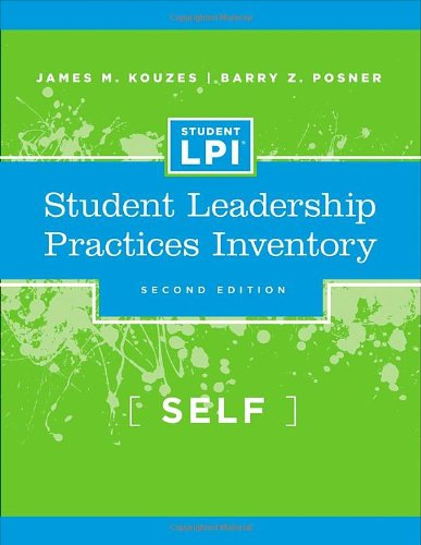 The Student Leadership Practices Inventory (LPI), Self...