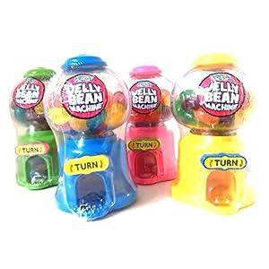 Mini Jelly Beans Machine - Fun Sweets Dispenser (1 Supplied)