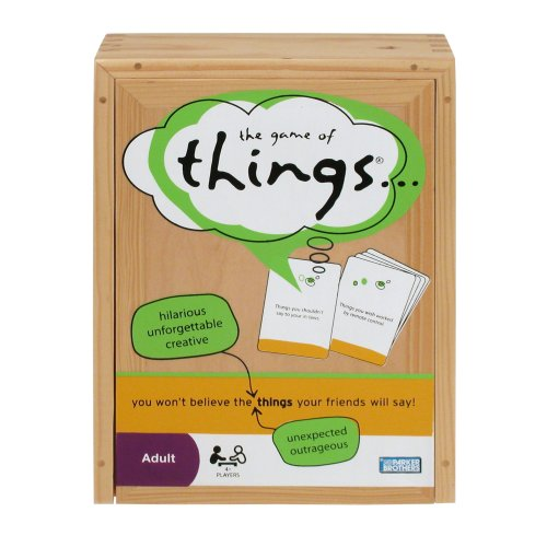 The Game of Things(Discontinued by manufacturer) (Things Game compare prices)