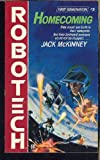 Homecoming (Robotech First Generation, No. 3) (0345341368) by McKinney, Jack