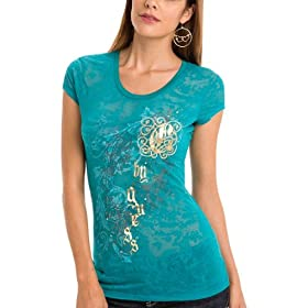 G by GUESS G Ornate Tee