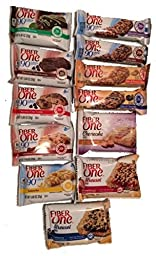 Fiber One Bars Variety Pack 12 Count