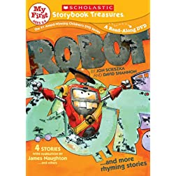 Robot Zot...and more rhyming stories