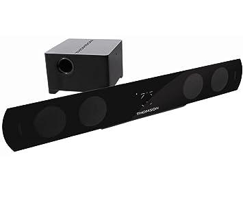 Thomson SB240W Barre de son sans fil Amplificateur intégré 240 W Noir