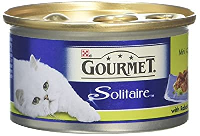 Gourmet Solitaire 85 g (12 pack)