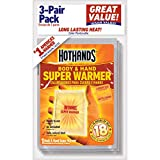 HotHands Body & Hand Super Warmer (3 count)