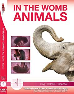 Animals in the Womb - (PAL UK) (Region 2/4) (2007) - The Incredible Journey to Life