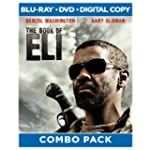 51byN56Ji7L. SL160 SS150  #5: The Book of Eli (Blu ray/DVD Combo + Digital Copy)