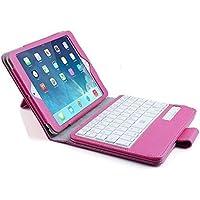 Bestek Bluetooth Keyboard Case with Auto Sleep Wake for Apple iPad Mini