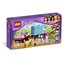 LEGO 3186 FRIENDS Emmas Horse Trailer