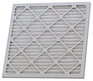 16-3/8 x 21-1/2 x 1 Pleated Furnace Filter MERV 8 (Case of 4)