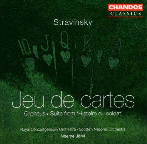 Jeu De Cartes / Orpheus Suite / Soldier's Tale