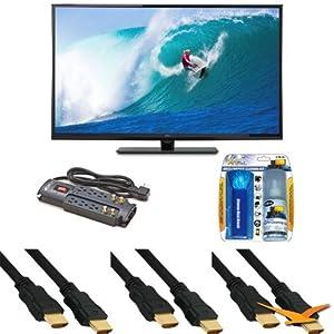 Seiki SE50UY04 - 50-Inch 4K 120Hz LED Ultra-High-Definition TV Bundle