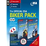 The Official DSA Biker Pack - Theory Test CD-ROM and Better Biking DVD (2011 edition)by TSO