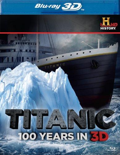 Titanic 3-D (History Channel) [Blu-ray]