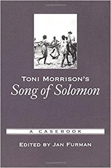 an analysis of the title of song of solomon a novel by toni morrison Casting for toni morrison's song of solomon  although shown as passive  through most of the novel, lena eventually does get her moment.