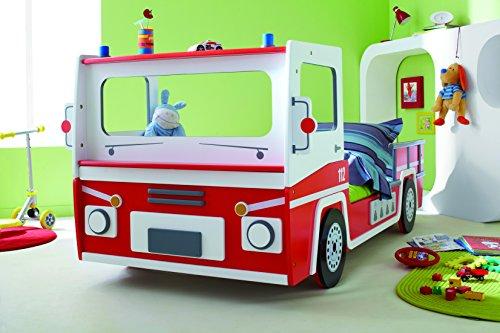 Demeyere-3224-Feuerwehrbett-SOS-112-MDF-90-x-190-200-cm-rot-wei