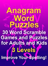 Anagram Word Puzzles Volume 2