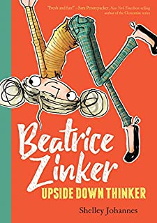 Book Cover: Beatrice Zinker, Upside Down Thinker