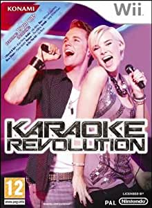 Wii Karaoke Revolution (Glee) import in deutsch Spielbar inkl. Mikrophon, Konami, Nintendo Game