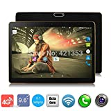 4G LTE 9.7 inch 8 core Black Tablet PC Octa Cores 2560X1600 IPS RAM 4GB ROM 64GB 8.0MP WIFI 3G Dual sim card Wcdma+GSM Tablets PCS Android5.1 …