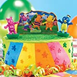 Party Supplies - Backyardigans Cake Toppers