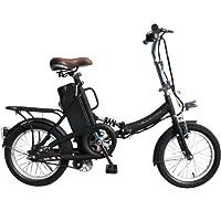 電動自転車 16インチ ブラック 351assist