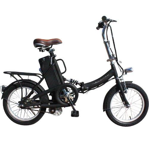 電動自転車 16インチ ブラック ...