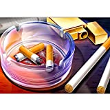 Posterhouzz Abstract Cigarettes Poster