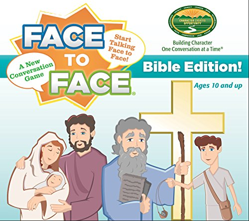 Face to Face Bible Edition Card Game