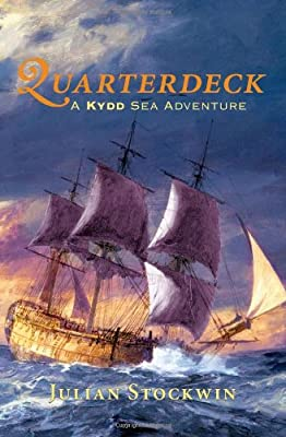 Quarterdeck A Kydd Sea Adventure Kydd Sea Adventures from McBooks Press