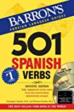 Product B004LHPREC - Product title Barron's 501 Spanish Verbs with CDROM and Audio CD (Revised 7th edition) - Paperback