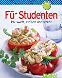 Für Studenten (Minikochbuch): Preiswert, einfach und lecker (Minikochbuch Relaunch)