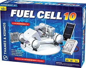 Thames & Kosmos Alternative Energy and Environmental Science Fuel Cell 10