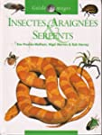 Insectes, araign�es & serpents
