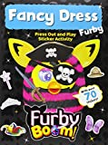 Caroline Rowland Furby Boom Fancy Dress Press Out & Play