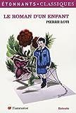 echange, troc Pierre Loti - Le Roman d'un enfant