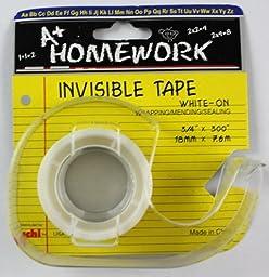 Invisible Tape - 3/4\
