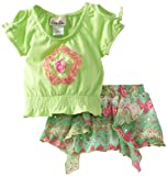 Little Lass Baby-Girls Newborn 2 Piece Scooter Set