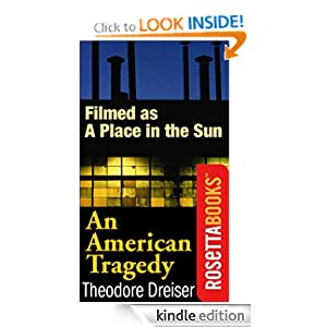 an analysis of the extreme emotions in an american tragedy by theodore dreiser