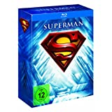Die Superman Spielfilm Collection (8 Discs) (Exklusiv bei Amazon.de) [Blu-ray]