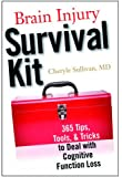 """Brain Injury Survival Kit: """"365 Tips, Tools & Tricks to Deal with Cognitive Function Loss"""""""