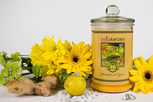 bella-vela-aroma-a-te-de-limon-y-jengibre-con-decoracion