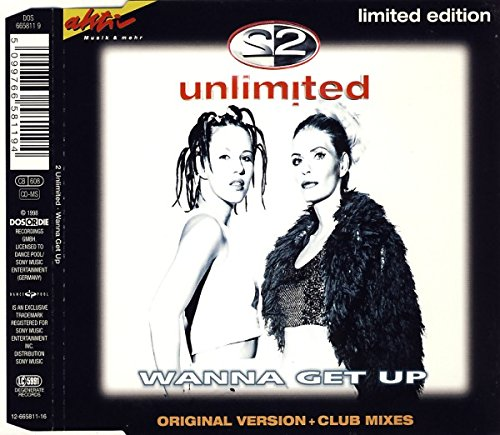 2 Unlimited - Wanna Get Up [single-Cd] - Zortam Music