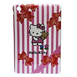 Hello Kitty Silicone Hard Back Case Cover For Ipad Mini /Ipad Mini 2