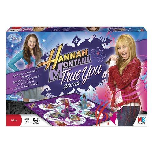 Hannah Montana True You Game