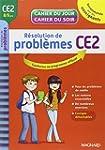 R�solution de probl�mes CE2