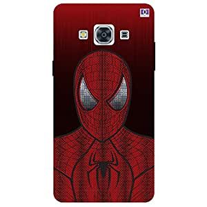 Spider Man 2 - Mobile Back Case Cover For Samsung Galaxy J3 Pro