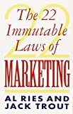 22 Immutable Laws of Marketing (1861976100) by Al Ries